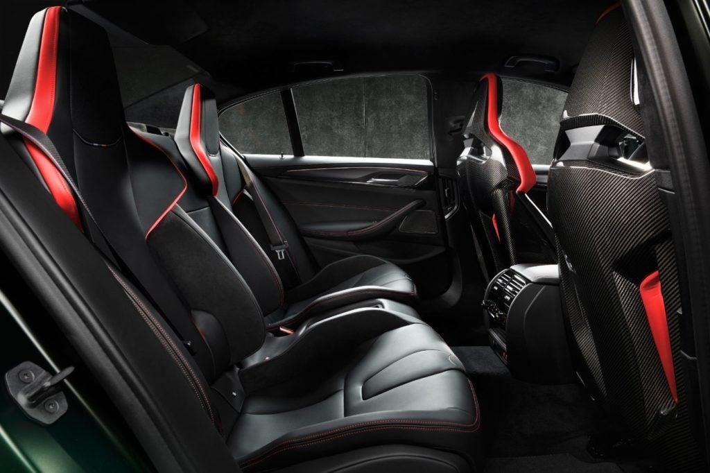 2022 BMW M5 CS Sedan 48