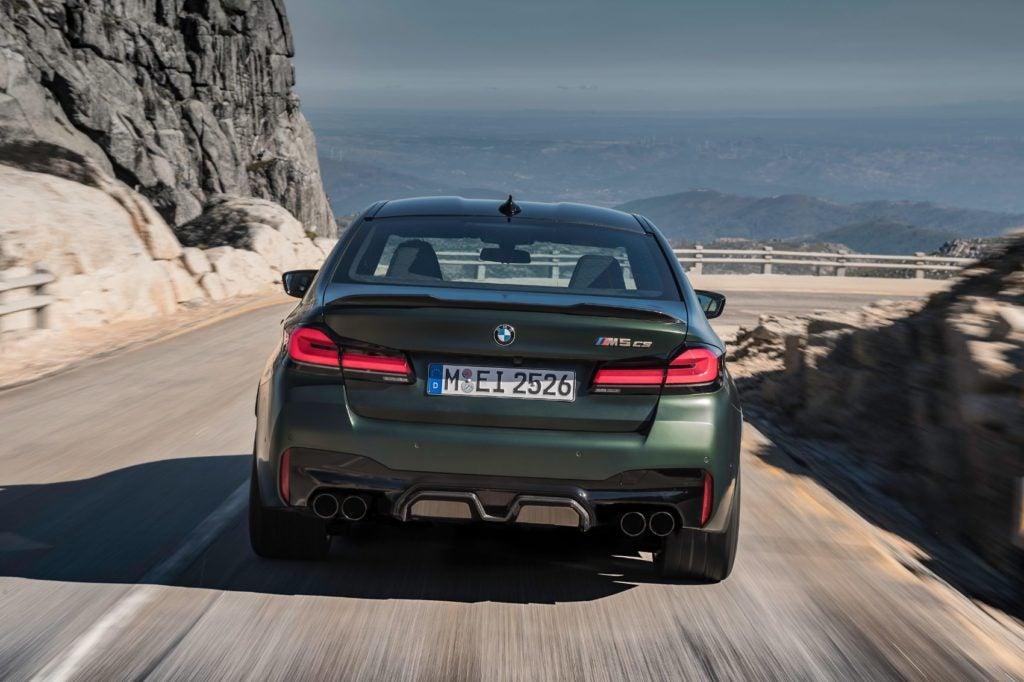 2022 BMW M5 CS Sedan 5