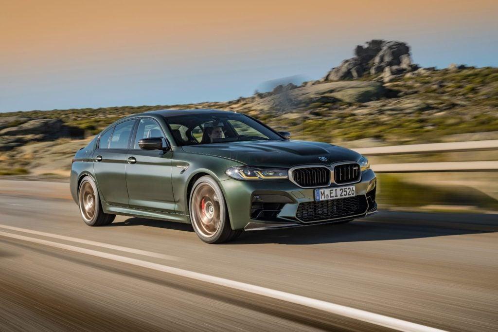 2022 BMW M5 CS Sedan 6