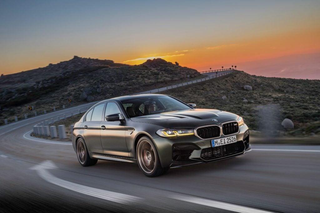 2022 BMW M5 CS Sedan 7