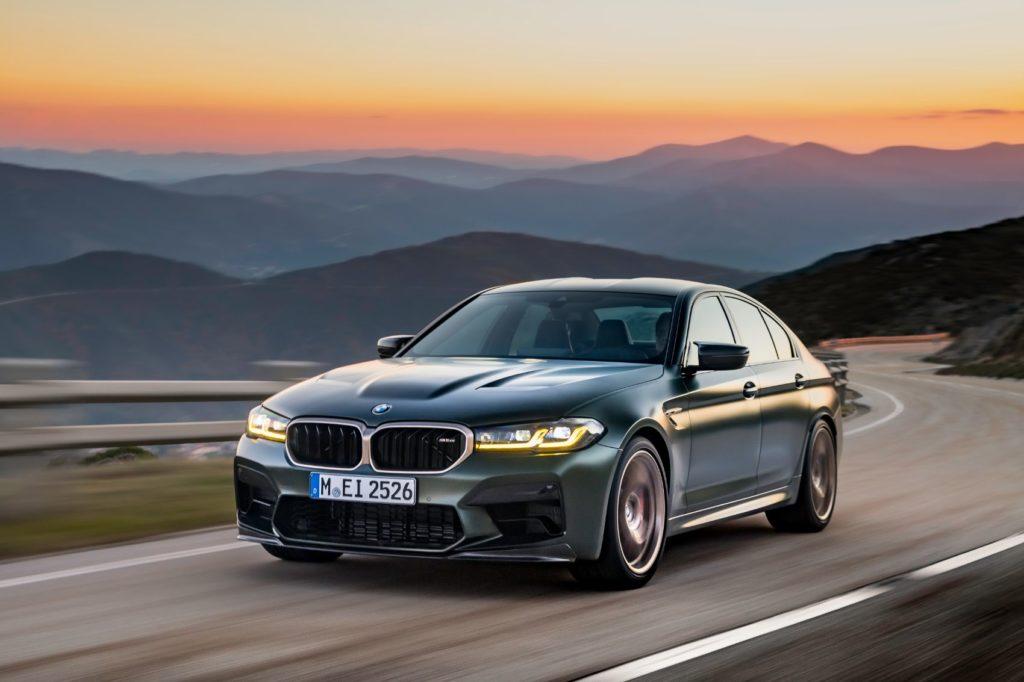 2022 BMW M5 CS Sedan 8