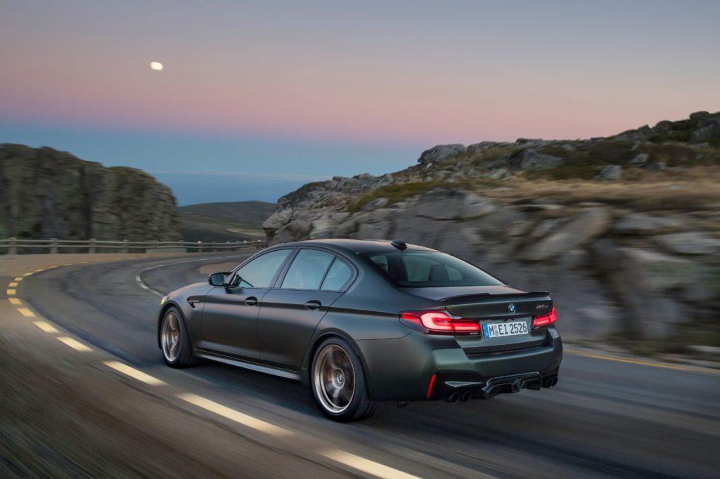 2022 BMW M5 CS Sedan 9