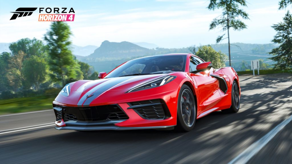 Forza Horizon 4 Chevy Corvette Stingray 2
