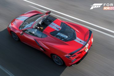 Forza Horizon 4 Chevy Corvette Stingray 5