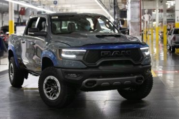 Ram 1500 TRX Launch Edition VIN 001