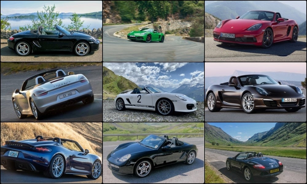 Automoblog Book Garage: Porsche Boxster: The Practically Free Sportscar
