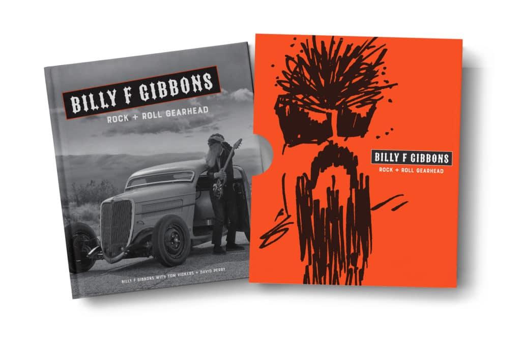 Automoblog Book Garage: Billy F Gibbons: Rock + Roll Gearhead