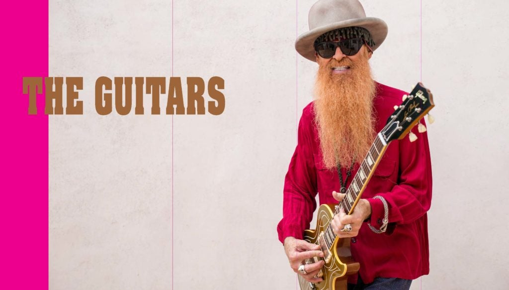 Billy F. Gibbons: Rock + Roll Gearhead
