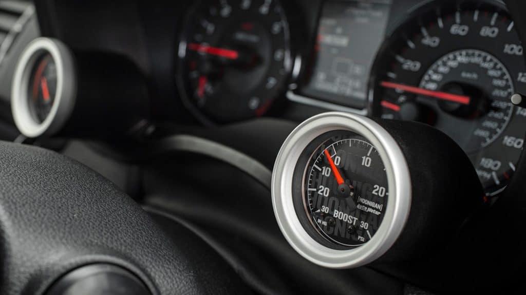 Subaru WRX STI 5