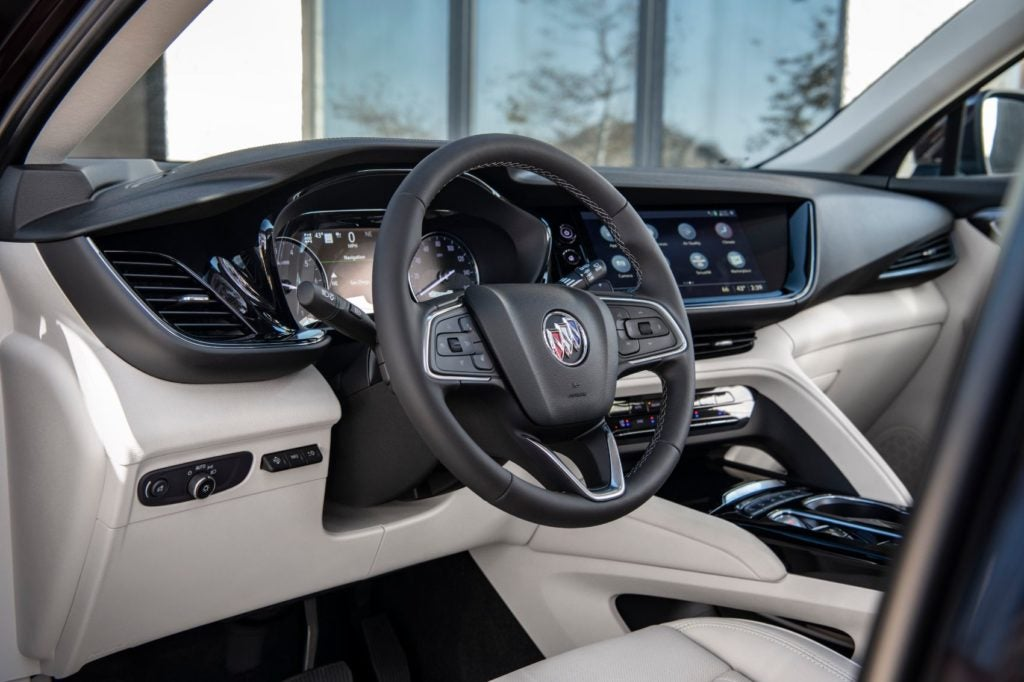 2021 Buick Envision 21