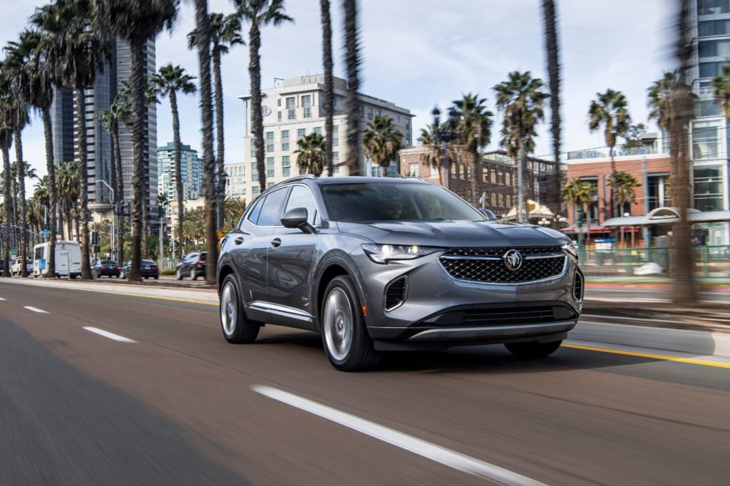 2021 Buick Envision 9