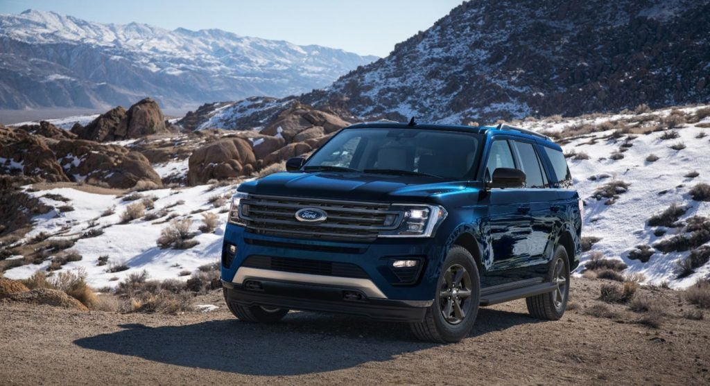 2021 Ford Expedition XL STX.