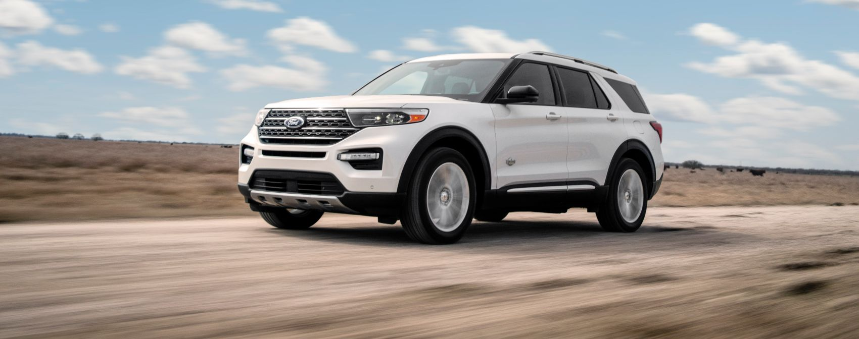 Ford Explorer King Ranch Debuts With Swanky Interior & New Tech Updates