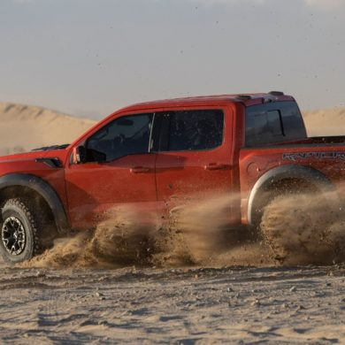 2021 Ford F 150 Raptor 7