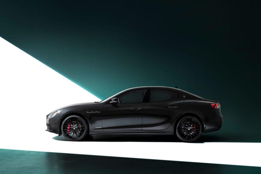2021 Maserati Ghibli GranSport V6