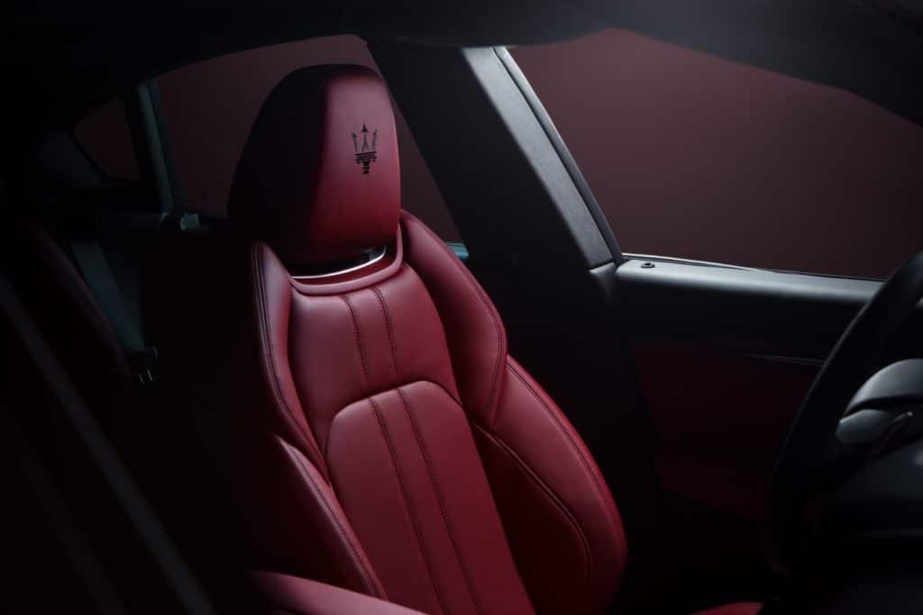 2021 Maserati Levante GranSport V6 1