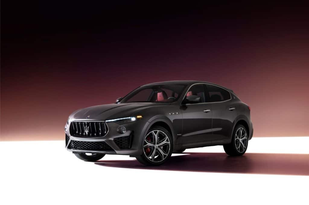 2021 Maserati Levante GranSport V6 5