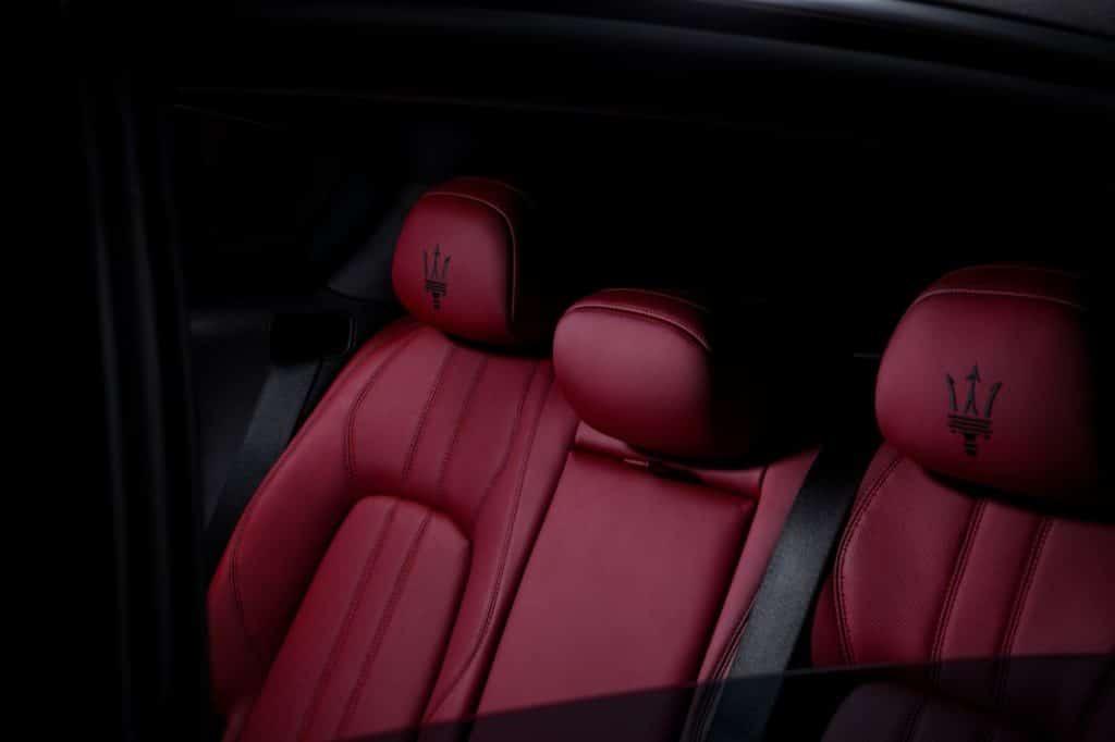 2021 Maserati Levante GranSport V6 6