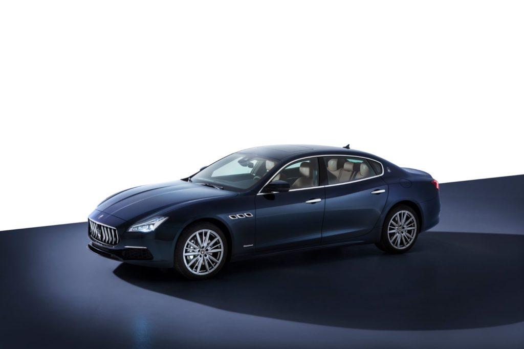 2021 Maserati Quattroporte GranLusso V6