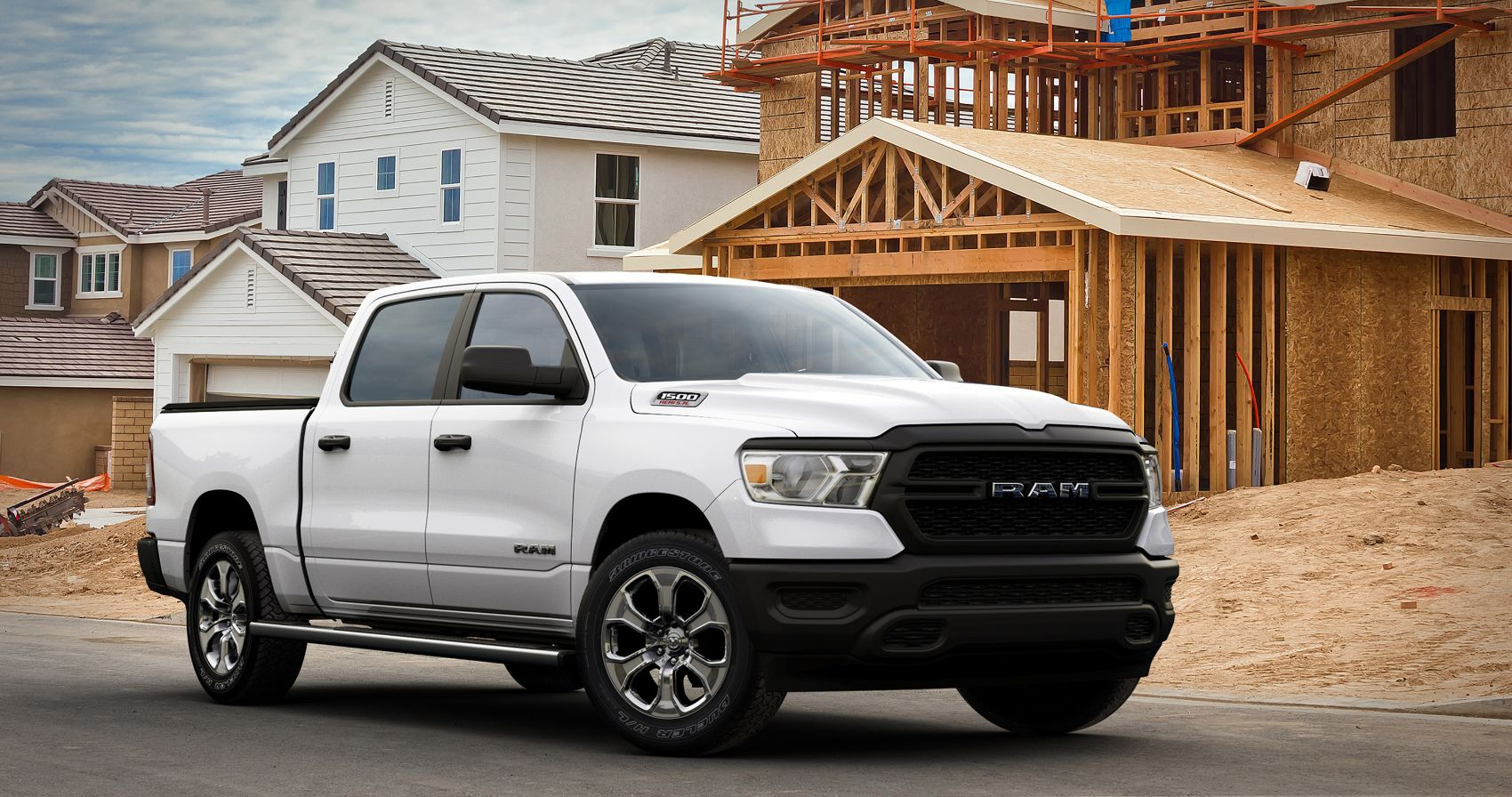 Ram 1500 Tradesman HFE EcoDiesel: At 33 mpg Highway, It's a Certified Fuel-Sipper