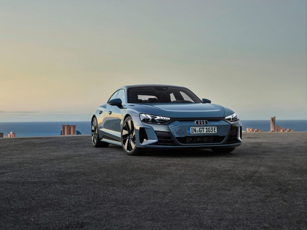 2022 Audi e tron GT 11