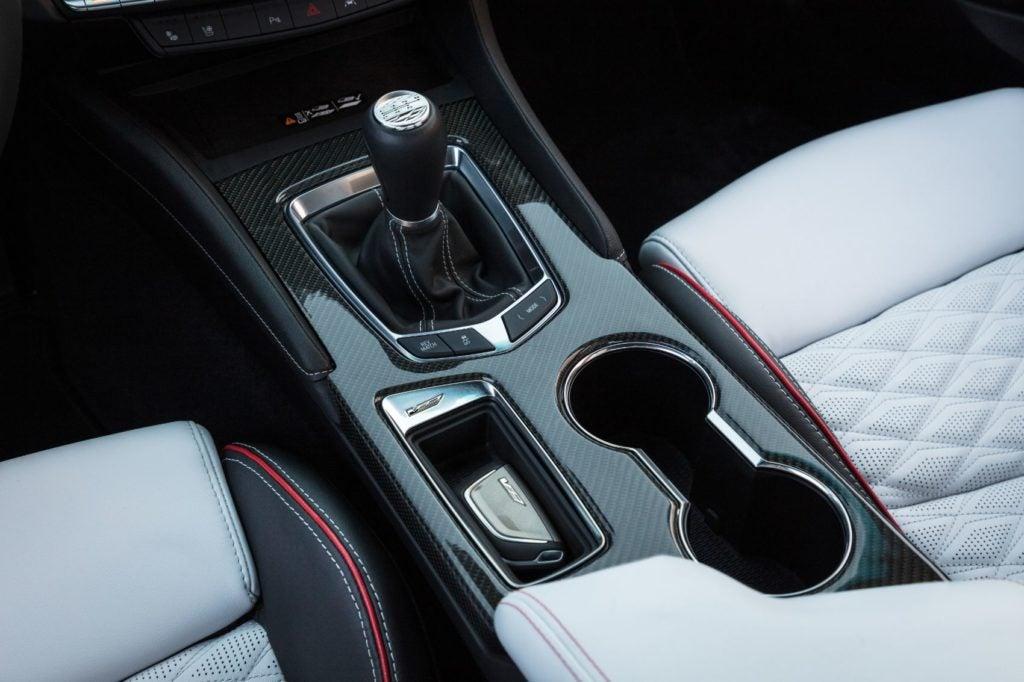 2022 Cadillac CT4 V Blackwing 12