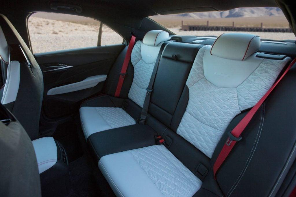 2022 Cadillac CT4 V Blackwing 14