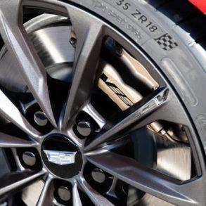 2022 Cadillac CT4 V Blackwing 9
