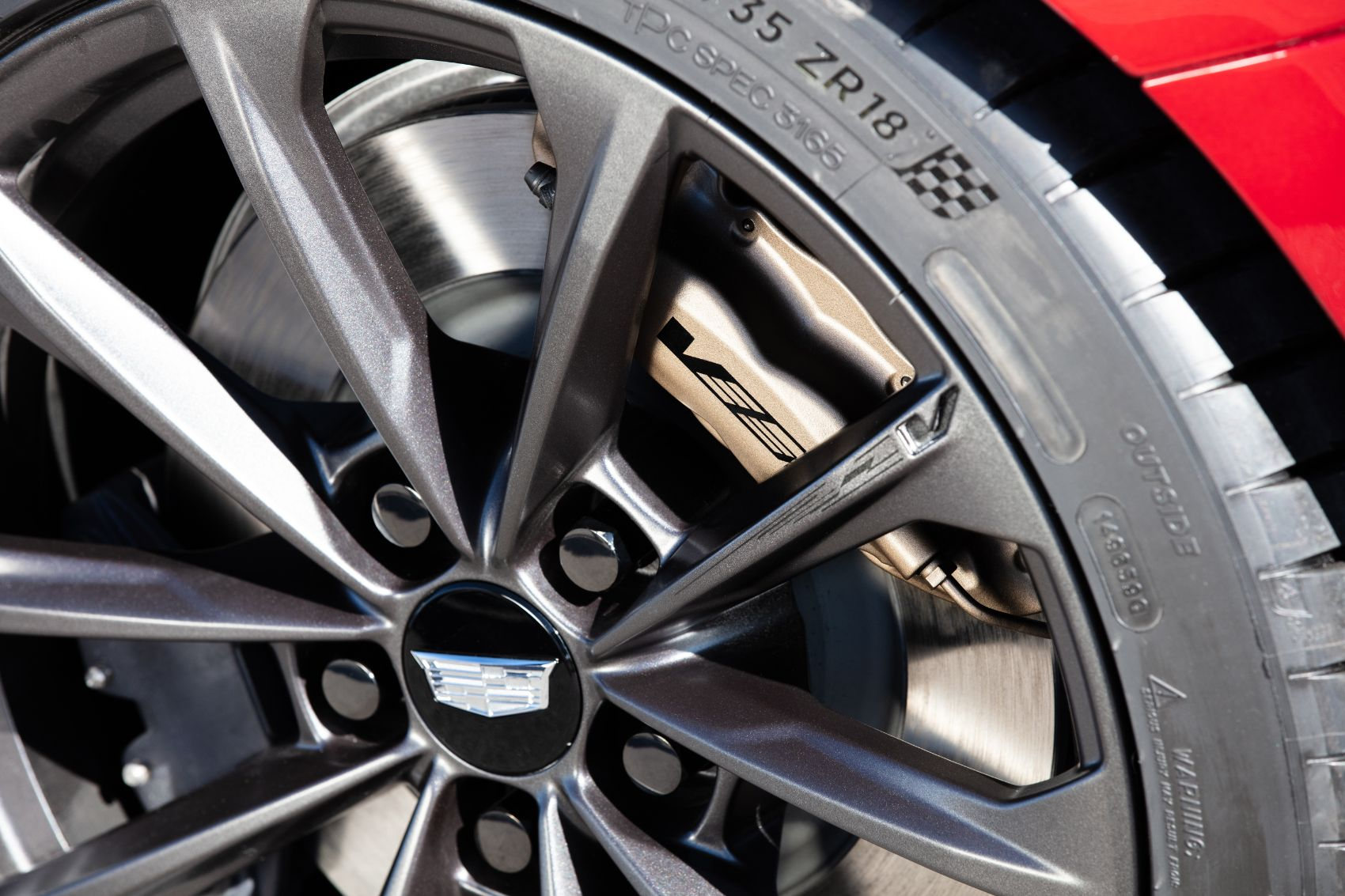 Brembos On Blackwings: Inside Cadillac's First-Ever Carbon-Ceramic Braking System