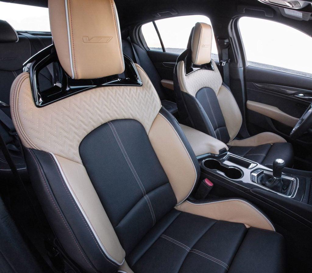 2022 Cadillac CT5 V Blackwing 10