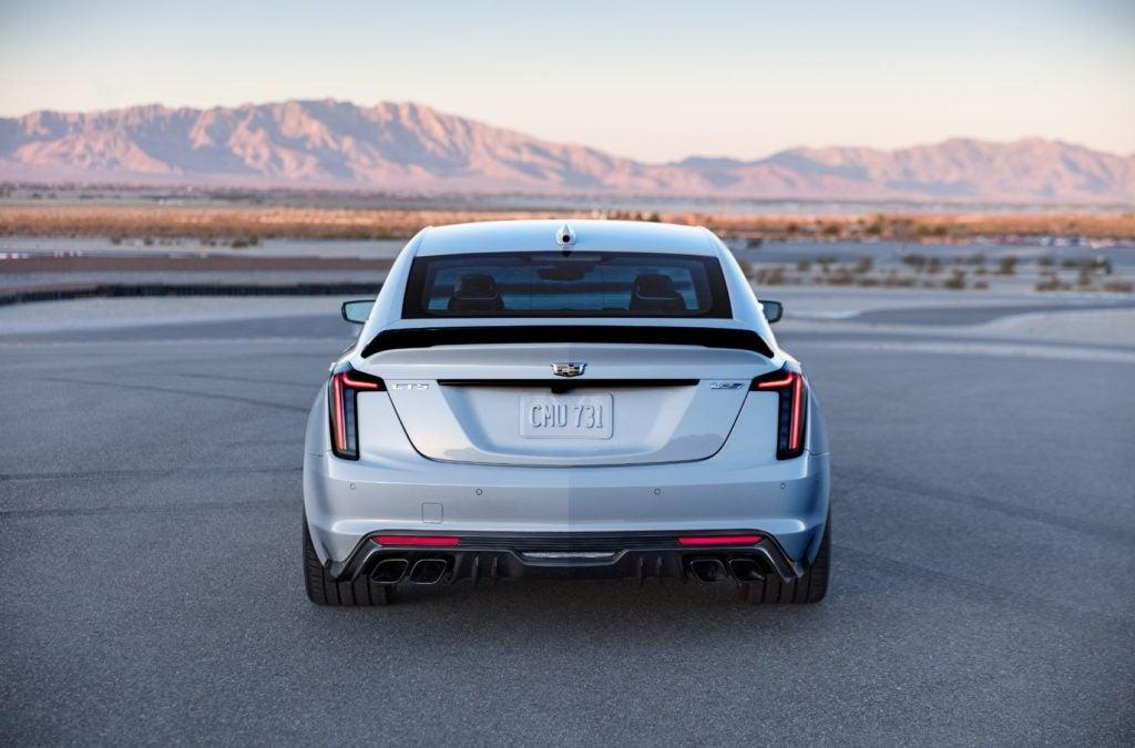 2022 Cadillac CT5 V Blackwing 3