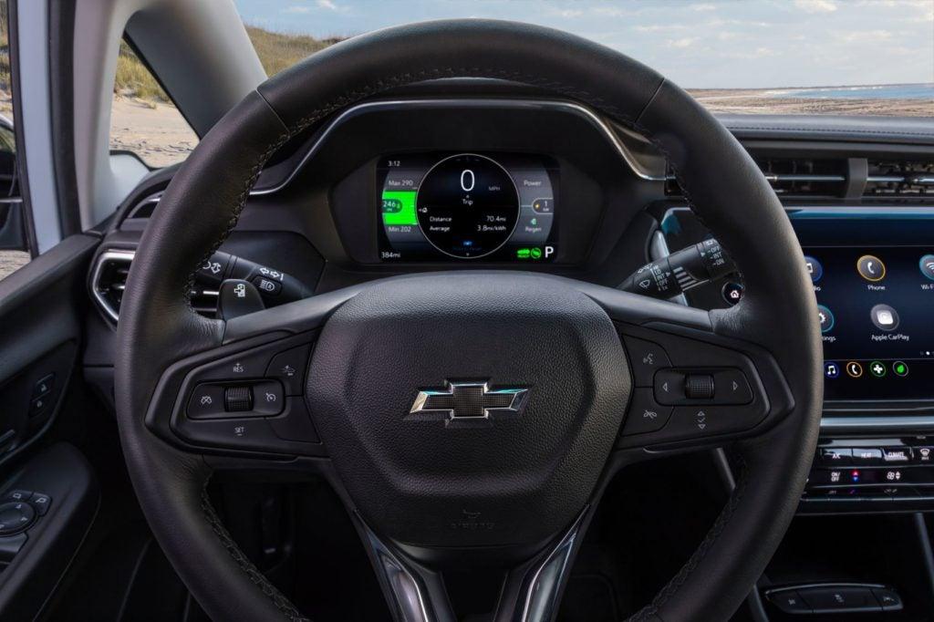 2022 Chevy Bolt EV 16