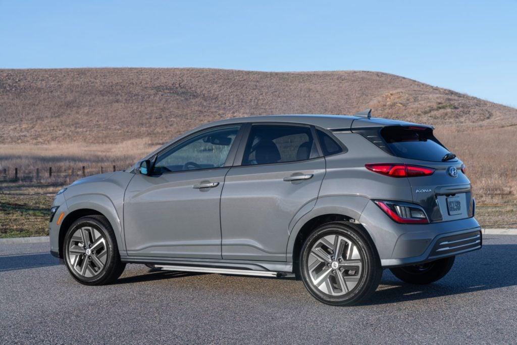 2022 Hyundai Kona Electric 1