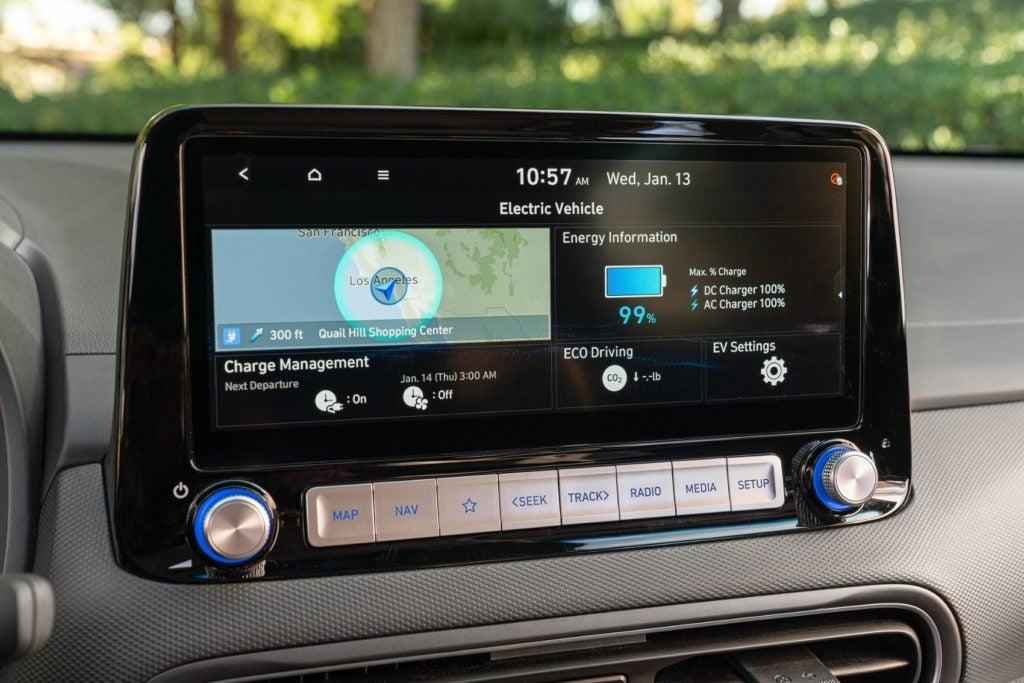2022 Hyundai Kona Electric 10