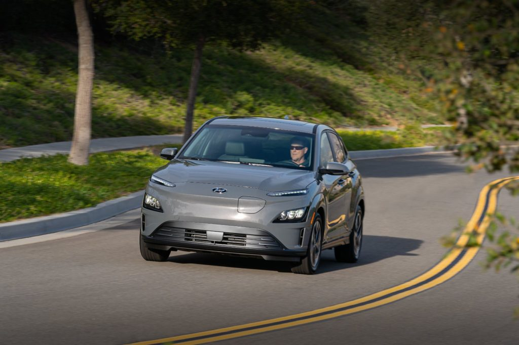 2022 Hyundai Kona Electric 11