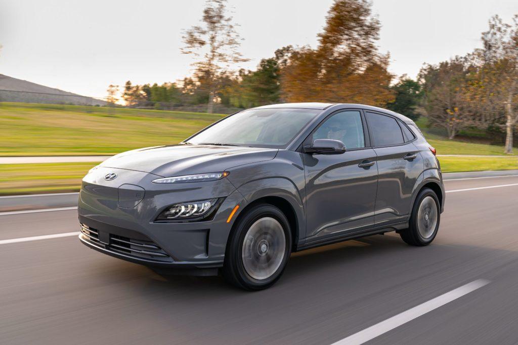 2022 Hyundai Kona Electric 14