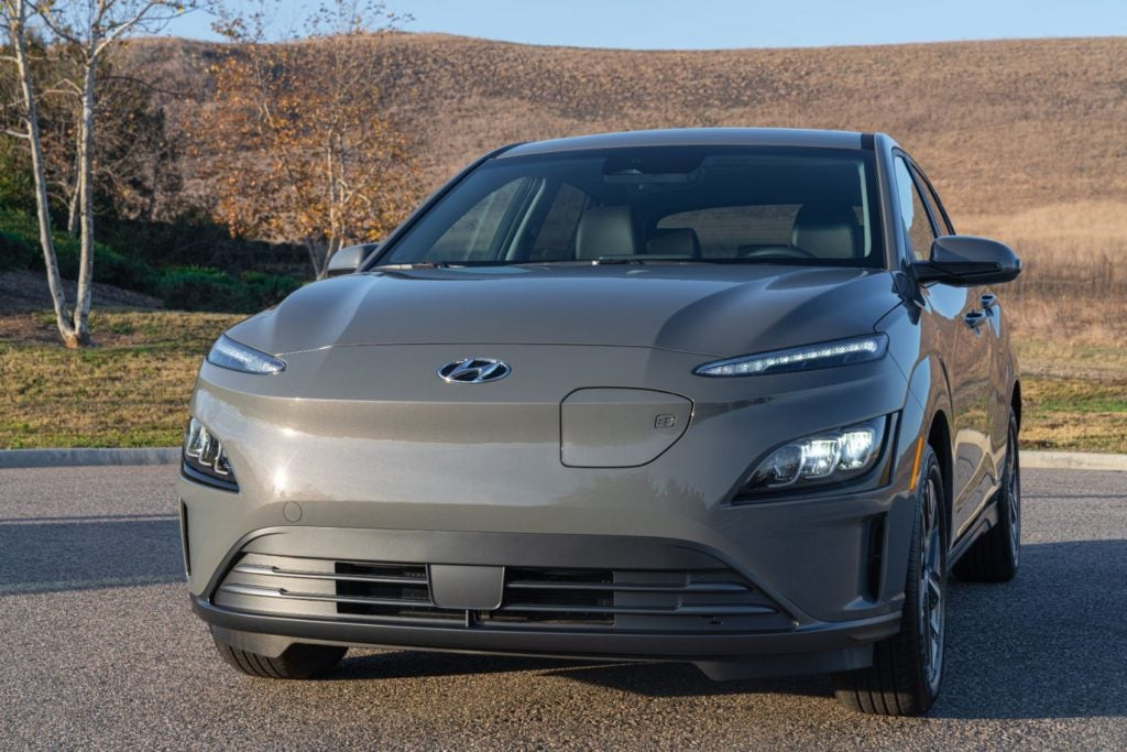 2022 Hyundai Kona Electric 2