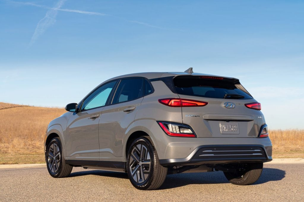 2022 Hyundai Kona Electric 4