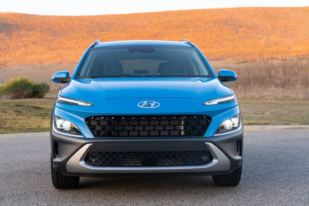 2022 Hyundai Kona Limited 10