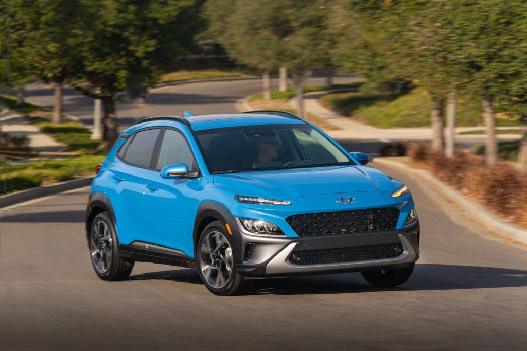 2022 Hyundai Kona Limited 5