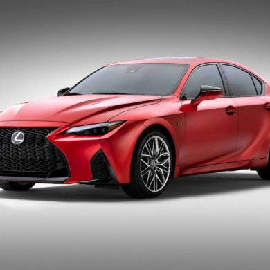 2022 Lexus IS 500 F SPORT Performance 3