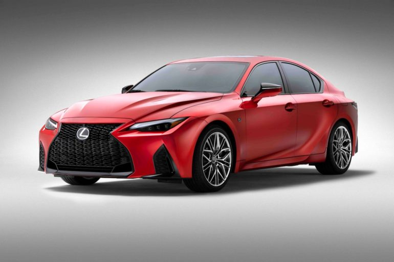 2022 Lexus IS 500 F SPORT Performance 3