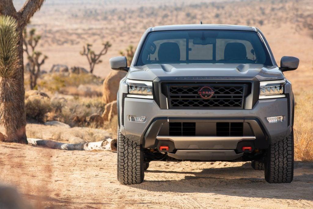 2022 Nissan Frontier 10
