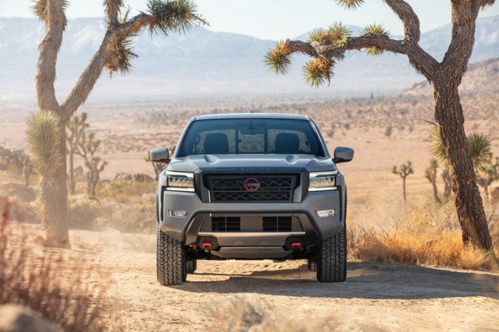 2022 Nissan Frontier 11