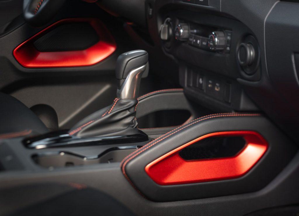 2022 Nissan Frontier 28