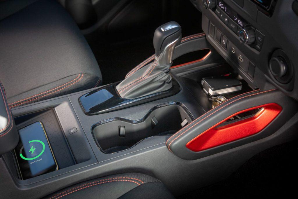 2022 Nissan Frontier 29