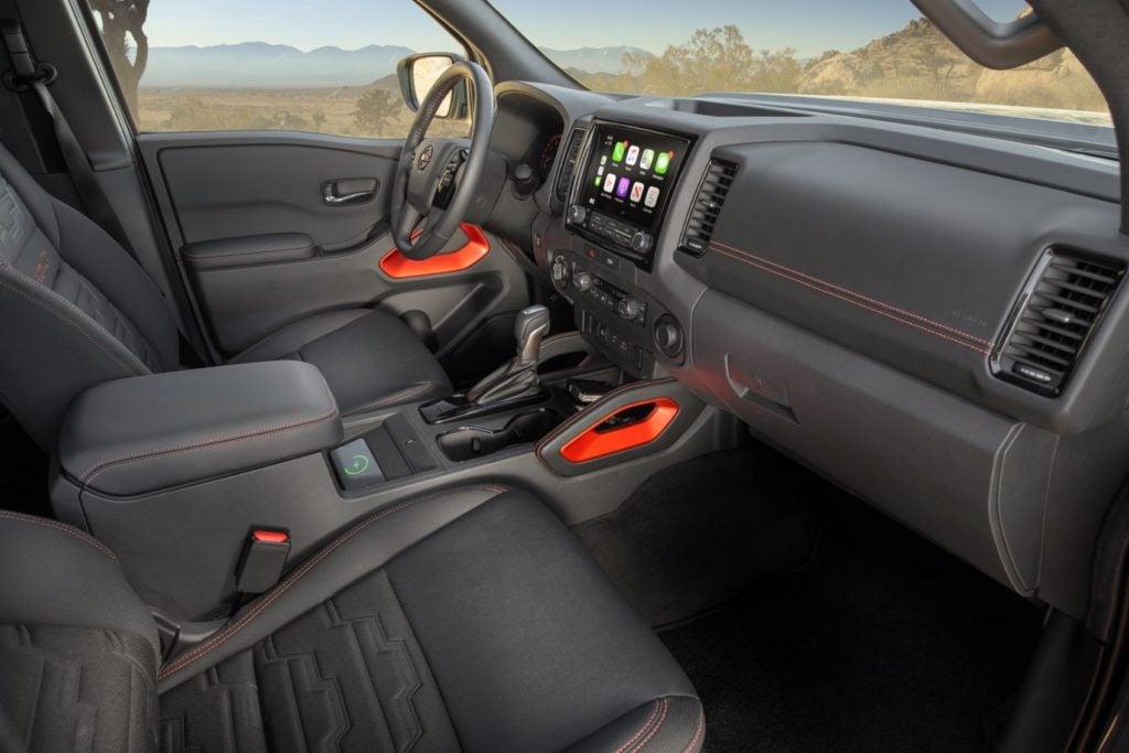 2022 Nissan Frontier 35