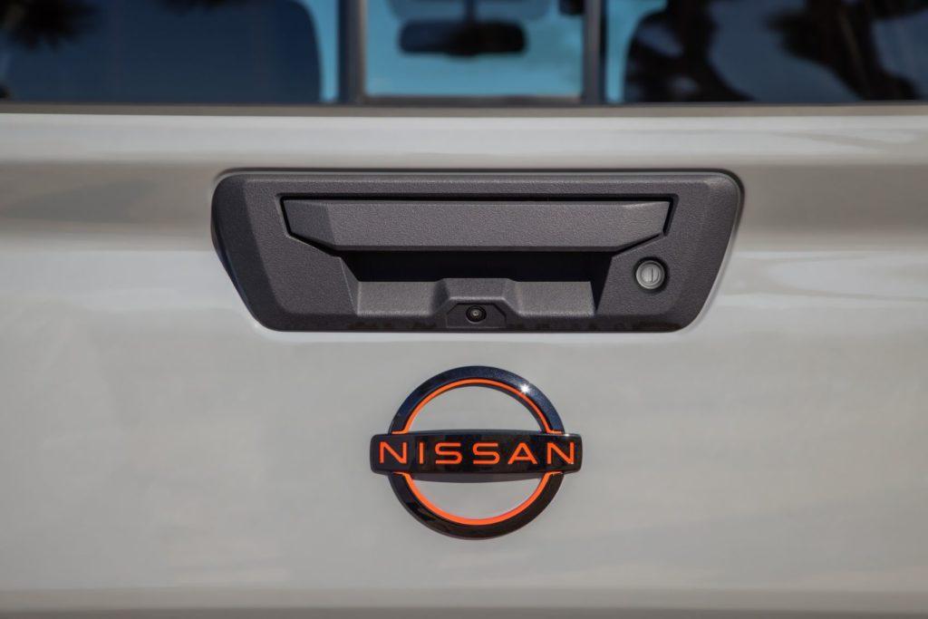 2022 Nissan Frontier 5
