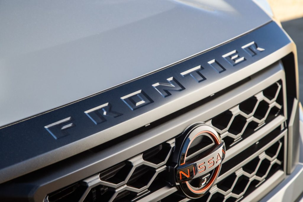 2022 Nissan Frontier 7