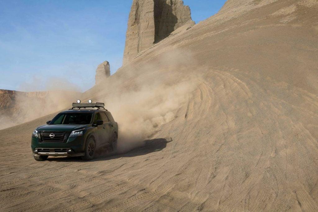 2022 Nissan Pathfinder 10